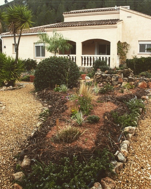 Nuestros eco jardines permanentes